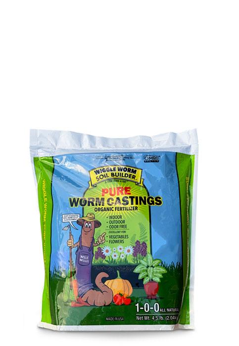 Wiggle Worm 4.5lb bag