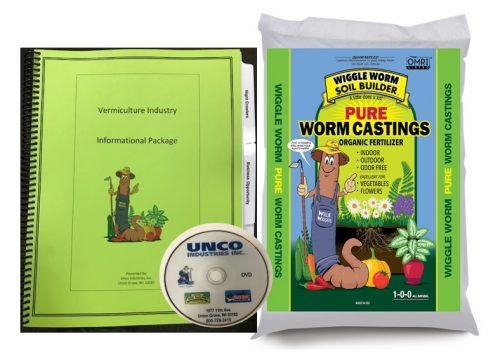 UNCO literature pack